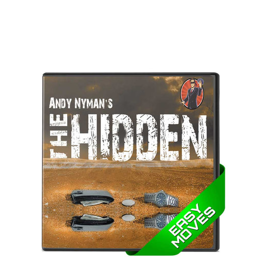 The Hidden - Andy Nyman - bigblindmedia.com
