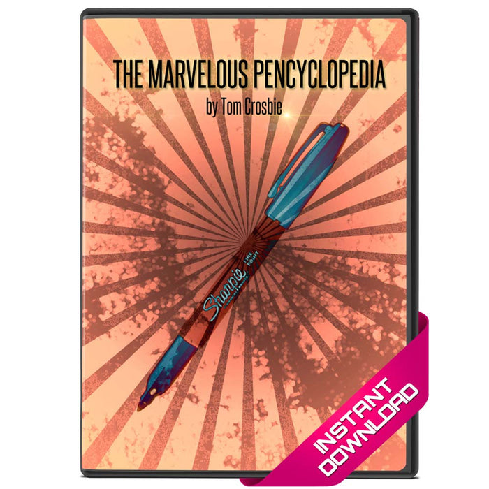 The Marvelous Pencyclopedia by Tom Crosbie - Video Download