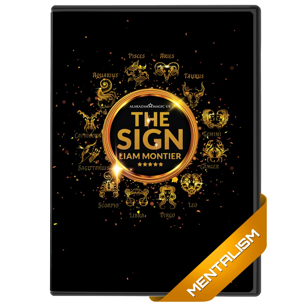 The Sign by Liam Montier - A star sign revelation