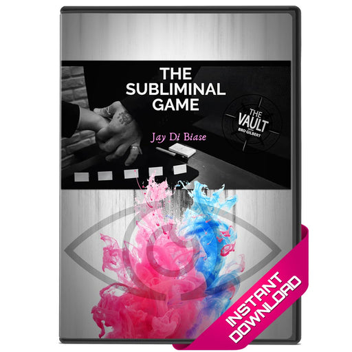 The Subliminal Game by Jay Di Biase - Video Download