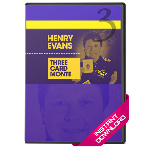 Three Card Monte by Henry Evans - Video Download