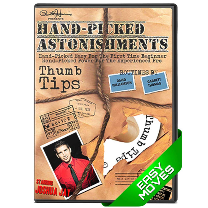 Hand-picked Astonishments (Thumb Tips) DVD DLOAD - bigblindmedia.com