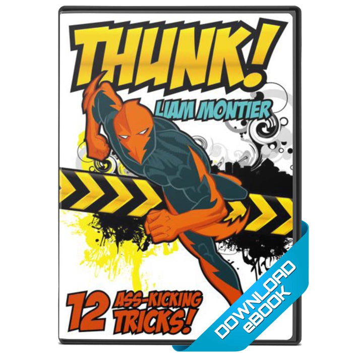 THUNK! by Liam Montier - eBook - bigblindmedia.com