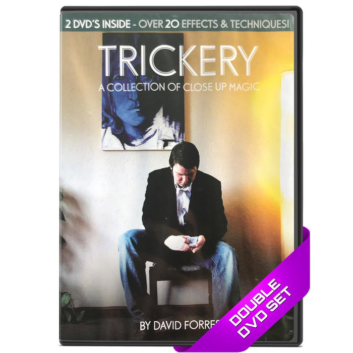Trickery - Double DVD set