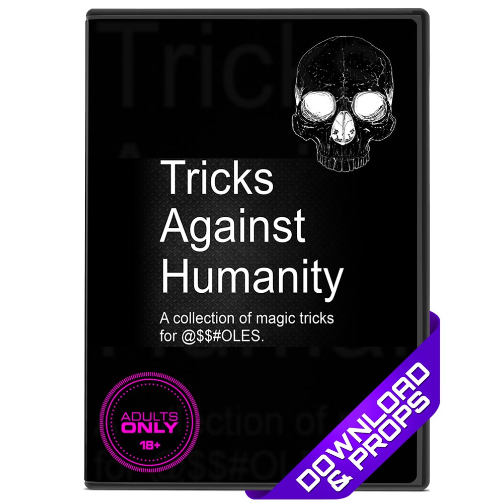 Tricks Against Humanity Bundle - ADULTS ONLY
