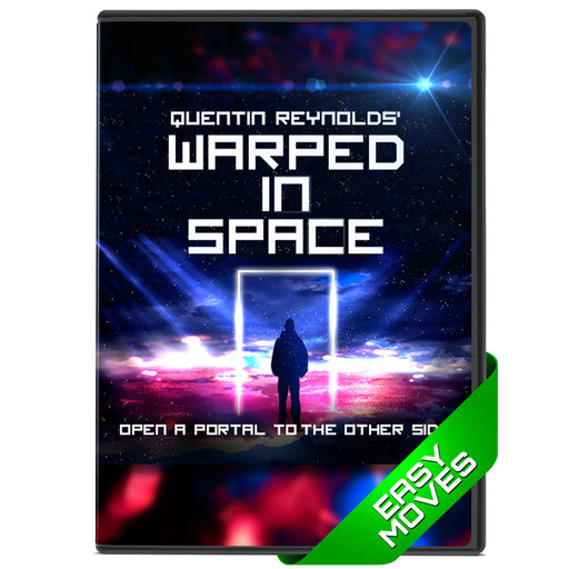 Warped In Space by Quenton Reynolds