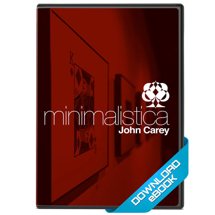 Minimalistica by John Carey eBook