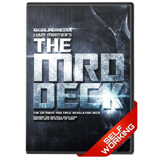 The MRD Deck (inc gimmicked Deck)