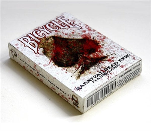 Karnival Dead Eyes Playing Cards