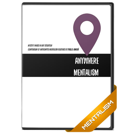 Anywhere Mentalism by Pablo Amira eBook - bigblindmedia.com