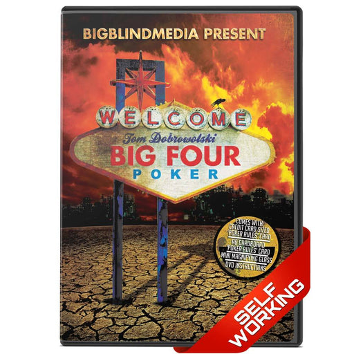 Big Four Poker by Tom Dobrowolski