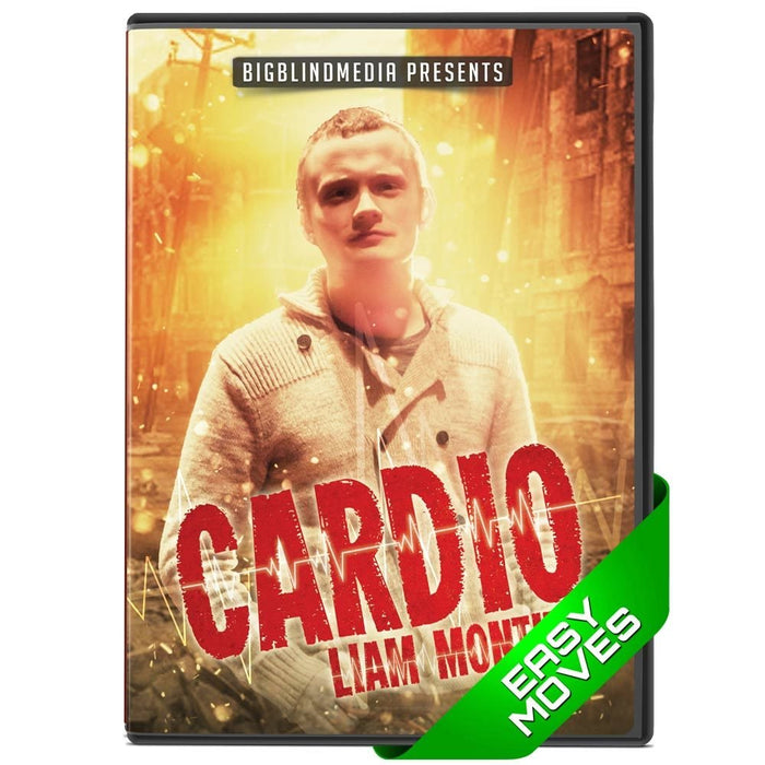 Cardio Card Tricks By Liam Montier