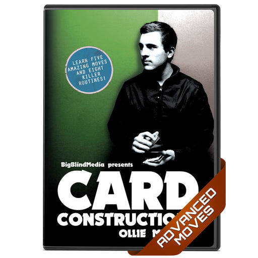 Card Constructions - Ollie Mealing
