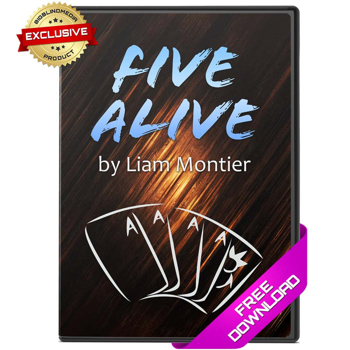 Five Alive by Liam Montier - Free Video Download