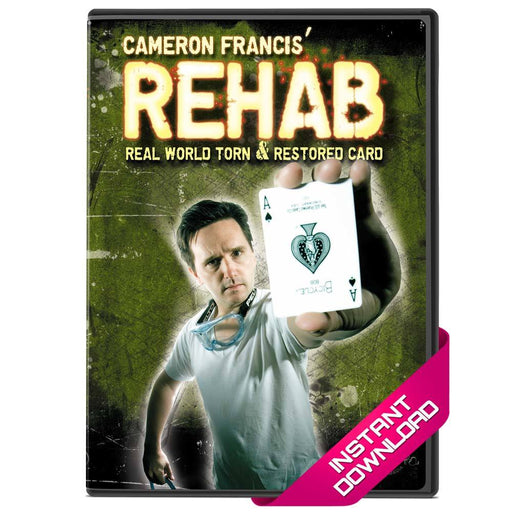Rehab Download - Cameron Francis