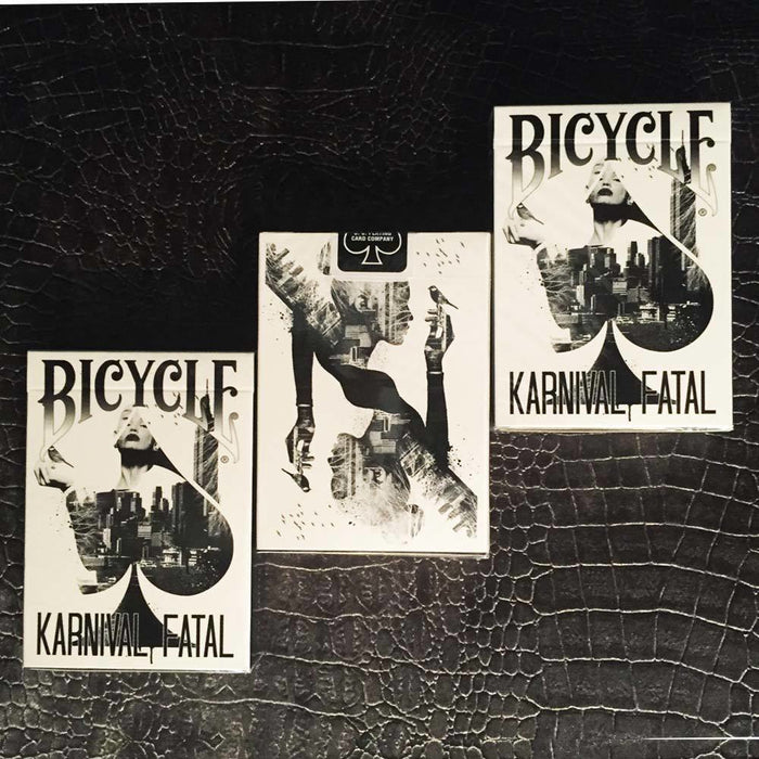 Karnival Fatal Playing Cards Triple Pack