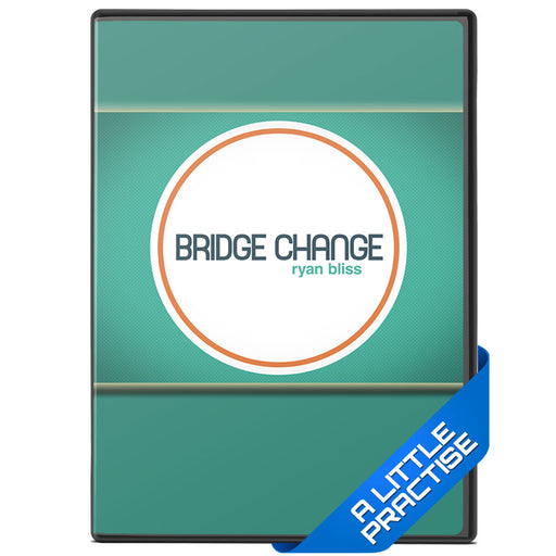 The Bridge Change by Ryan Bliss - Video Download - bigblindmedia.com