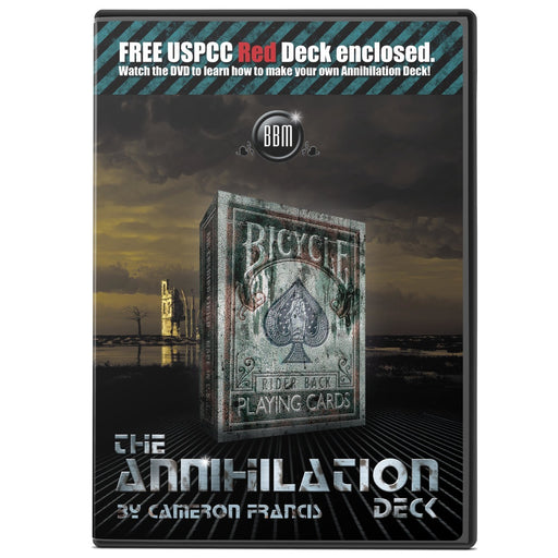 The Annihilation Deck Download - Cameron Francis
