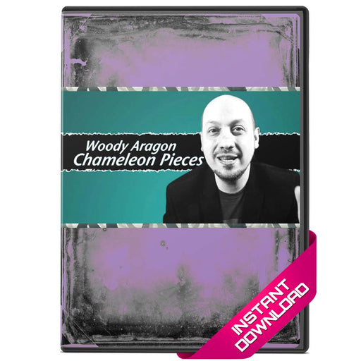 Chameleon Pieces by Woody Aragon - Download