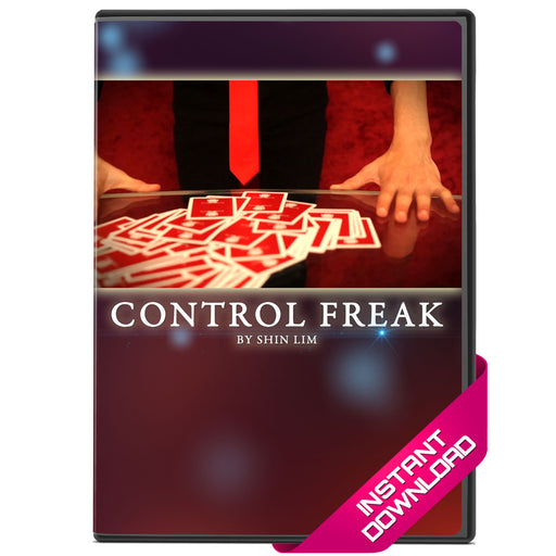 Control Freak by Shin Lim Instant Download