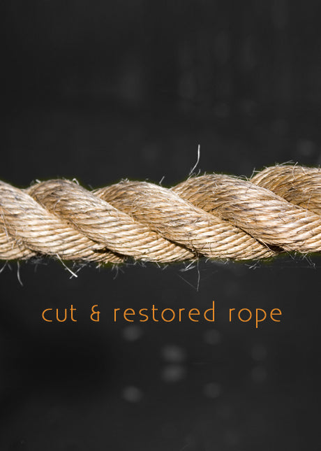 Cut & Restored Rope - Video Download