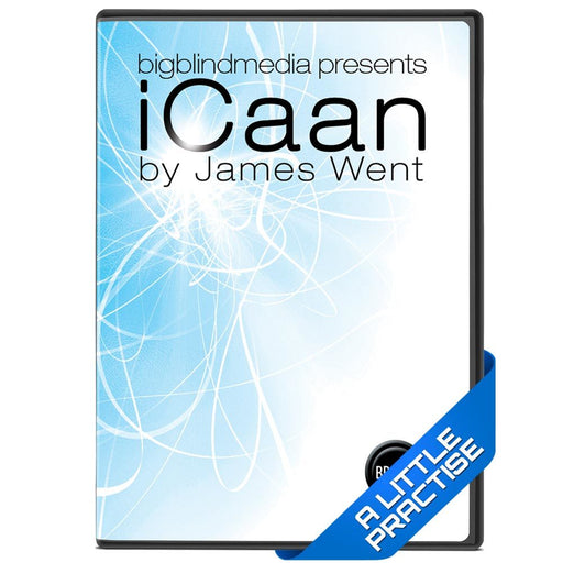 iCaan - Card At Any Number by James Went