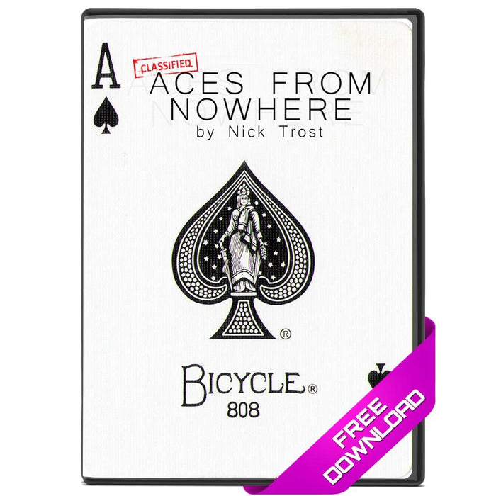 Aces From Nowhere by Nick Trost