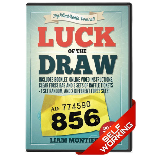 Luck Of The Draw by Liam Montier