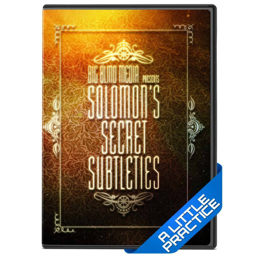 Solomon's Secret Subtleties - David Solomon