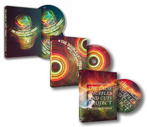Learn Sleights BoxSet - Liam Montier