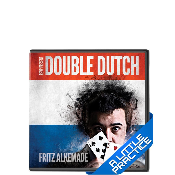 Double Dutch DVD by Fritz Alkemade