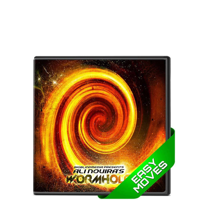 Wormhole DVD and Gaffs
