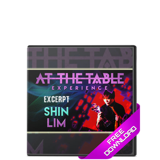 Download a FREE taster from Shin Lim - 4x4