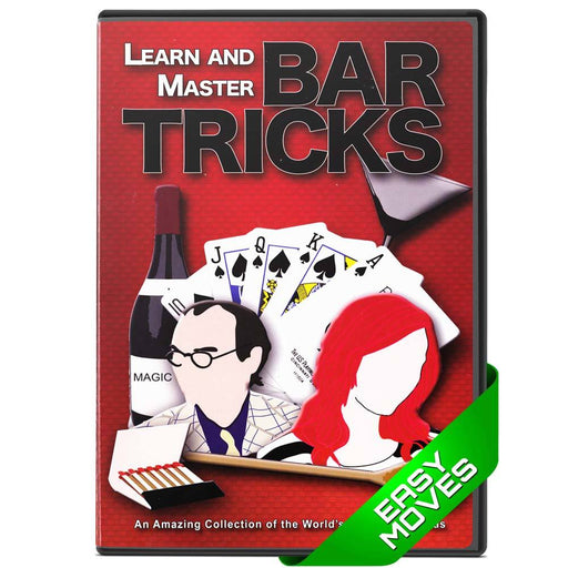 Bar Betchas DVD by Simon Lovell