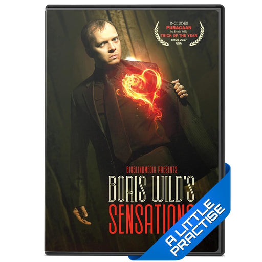 Boris Wild Sensations - 2 DVD Set