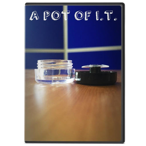 A Pot Of IT (Invisible Thread)