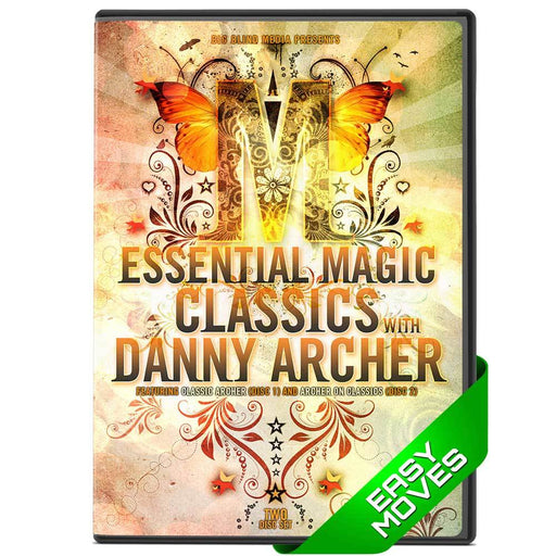 Essential Magic Classics (2xDVD) - Danny Archer