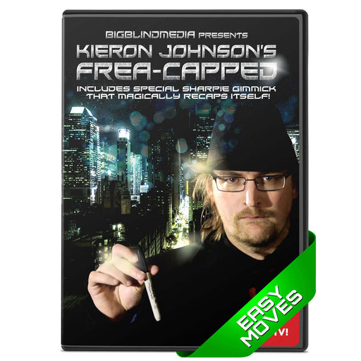 Freacapped - Keiron Johnson