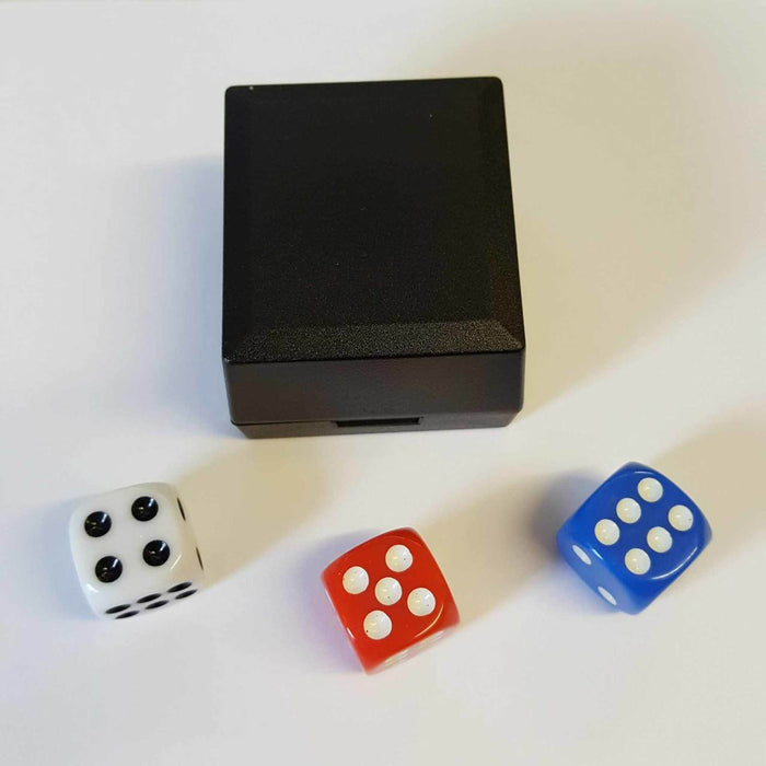 Psycho-Dice by Steve Cook and Kaymar Magic
