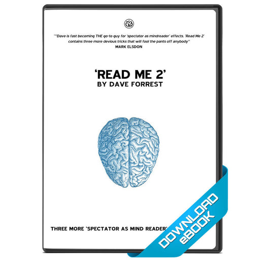 Read Me eBook 2 by Dave Forrest