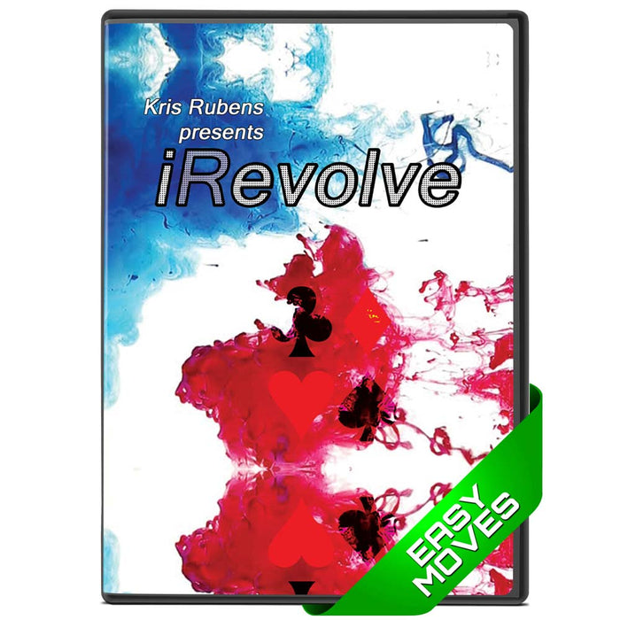 iRevolve Colour Changing Card Gimmick - bigblindmedia.com
