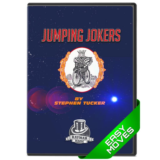 Jumping Jokers by Stephen Tucker - bigblindmedia.com