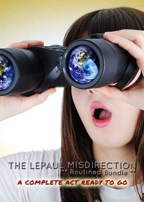 The LePaul Misdirection Routined Bundle - Video Download