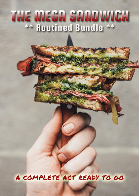 The Mega Sandwich Routined Bundle - Video Download