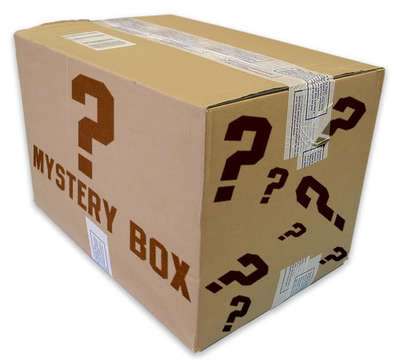 The BBM Mystery Box (worth £100) - Sept 2020