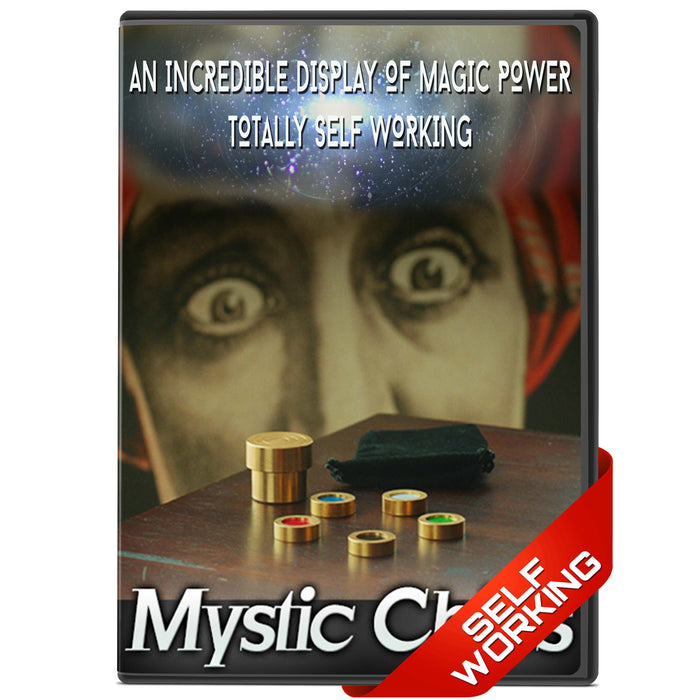 Mystic Chips The Mind Reading Pocket Illusion