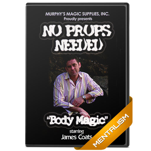 No Props Needed (Body Magic) - Guest Star Cameron Francis - bigblindmedia.com