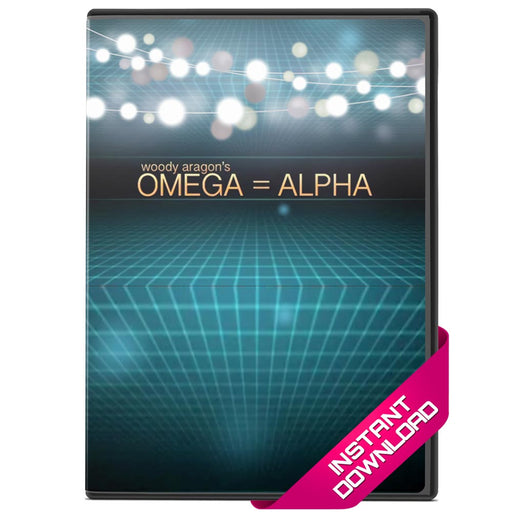 Omega = Alpha - Woody Aragon Download! - bigblindmedia.com