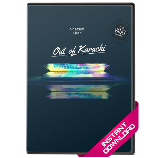 Out of Karachi by Shazam Khan - Video Download