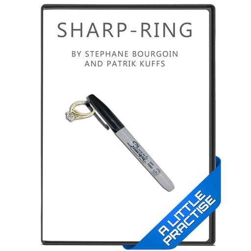 Sharp-Ring by Stephane Bourgoin and Patrik Kuffs - bigblindmedia.com
